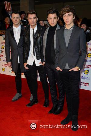 Union J - The Pride Of Britain Awards 2014 - Arrivals - London, United Kingdom - Monday 6th October 2014