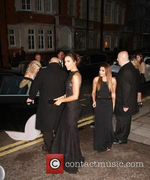 The Saturdays - Pride of Britain Awards at Grosvenor Hotel, Grosvenor House - London, United Kingdom - Monday 6th October...