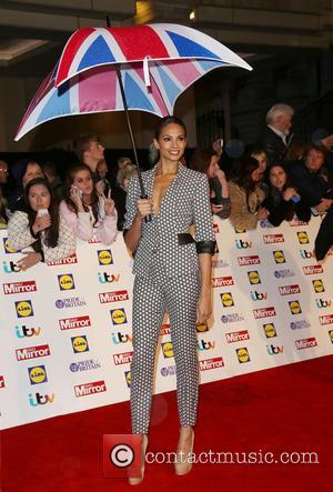 Alesha Dixon - The Pride of Britain Awards 2014 at Grosvenor House - London, United Kingdom - Monday 6th October...