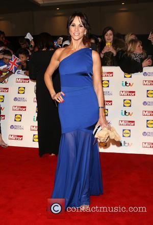 Andera McLean - The Pride of Britain Awards 2014 at Grosvenor House - London, United Kingdom - Monday 6th October...