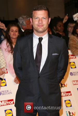 Dermot O'Leary - The Pride of Britain Awards 2014 at Grosvenor House - London, United Kingdom - Monday 6th October...