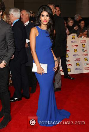 Jasmin Walia - The Pride of Britain Awards 2014 at Grosvenor House - London, United Kingdom - Monday 6th October...