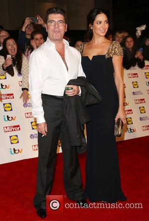 Lauren Silverman and Simon Cowell - The Pride of Britain Awards 2014 at Grosvenor House - London, United Kingdom -...
