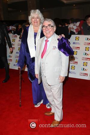 Ronnie Corbett and Anne Hart