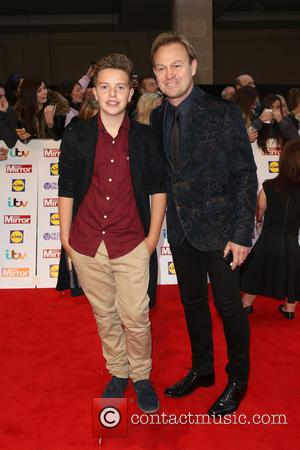 Zac Donovan and Jason Donovan