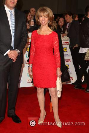 Helen Worth - The Pride of Britain Awards 2014 at Grosvenor House - London, United Kingdom - Monday 6th October...