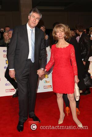 Helen Worth and Trevor Dawson - The Pride of Britain Awards 2014 at Grosvenor House - London, United Kingdom -...