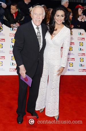 Bruce Forsyth and Wilnelia Merced - The Pride of Britain Awards 2014 at Grosvenor House - London, United Kingdom -...