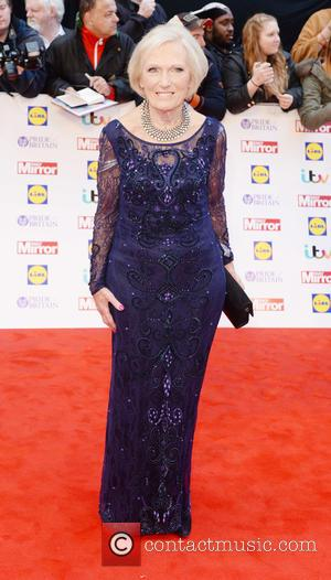 Mary Berry - The Pride of Britain Awards 2014 at Grosvenor House - London, United Kingdom - Monday 6th October...