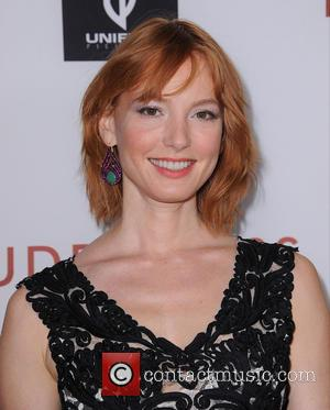 Alicia Witt - 'Rudderless' Los Angeles premiere at the Vista Theatre at Vista Theatre - Los Angeles, California, United States...