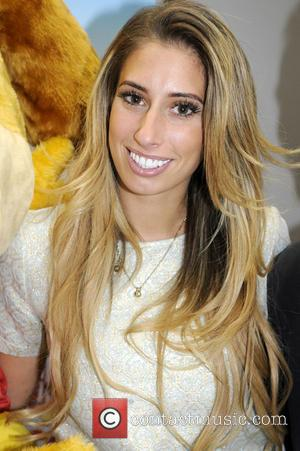 Stacey Solomon - Brand Licensing Europe 2014 at Olympia, Kensington - London, United Kingdom - Tuesday 7th October 2014