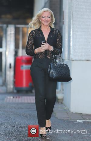 Michelle Mone - Celebrities at the ITV studios - London, United Kingdom - Tuesday 7th October 2014