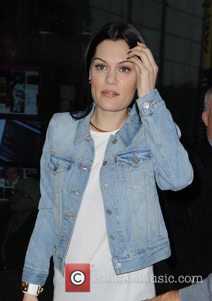 Jessie J - Celebrities at the BBC Breakfast studios - Manchester, United Kingdom - Tuesday 7th October 2014