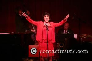 Chita Rivera - Chita Rivera performed on the opening night of Chita's Back! at the Birdland Jazz Club in New...