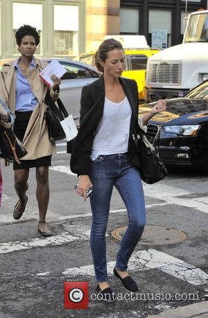 Christy Turlington Burns - Christy Turlington Burns in Soho - Manhattan, New York, United States - Wednesday 8th October 2014