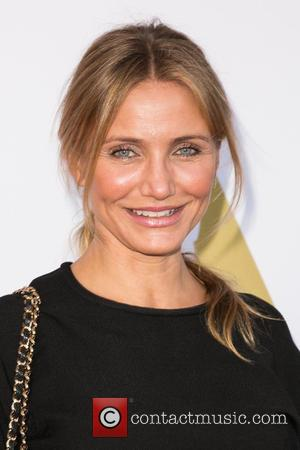 Cameron Diaz - A-list stars attended a private luncheon in Hollywood at the Wilshire May Company Building in Los Angeles,...