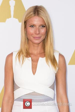 Gwyneth Paltrow - A-list stars attended a private luncheon in Hollywood at the Wilshire May Company Building in Los Angeles,...