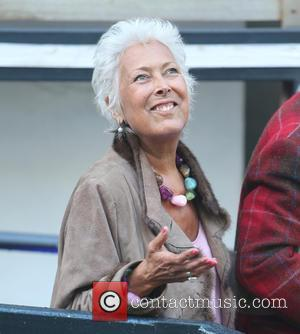 Lynda Bellingham - Photographs of a variety of celebs outside the ITV studios in London, United Kingdom - Wednesday 8th...