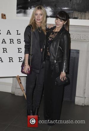 Laura Whitmore and Zara Martin