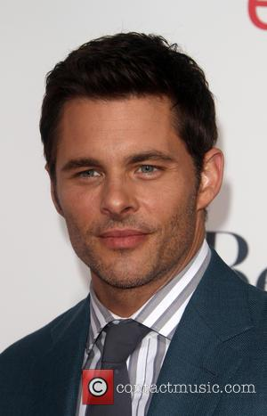 James Marsden - Photographs of the stars on the red carpet for the premiere of