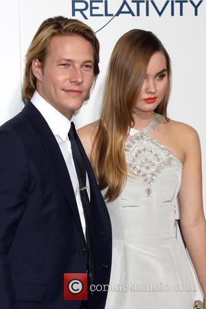 Luke Bracey and Liana Liberato - Photographs of the stars on the red carpet for the premiere of