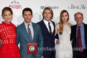 Michelle Monaghan, James Marsden, Luke Bracey, Liana Liberato and Michael Hoffman