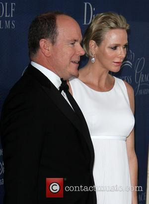 Prince Albert Ii Of Monaco and Princess Charlene Of Monaco