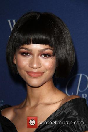 Zendaya - A host of stars attended the 2014 Princess Grace Awards Gala which was presented by Christian Dior Couture...