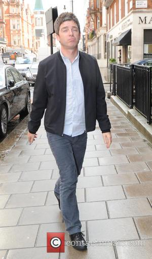 Noel Gallagher - Celebrities outside 34 restaurant in London - London, United Kingdom - Wednesday 8th October 2014