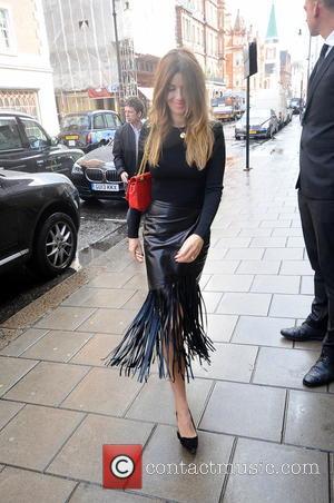Kate Moss and Sarah Mcdonald