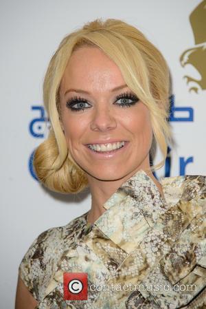 Liz McClarnon - London Lifestyle Awards 2014 - London, United Kingdom - Wednesday 8th October 2014