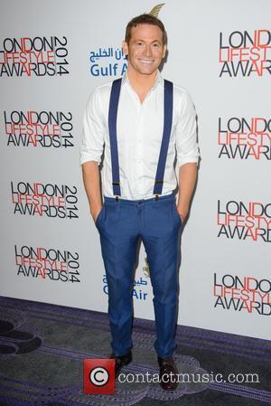 Joe Swash - London Lifestyle Awards 2014 - London, United Kingdom - Wednesday 8th October 2014