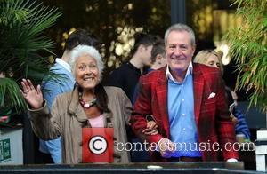 Lynda Bellingham and Michael Pattemore - Lynda Bellingham and Michael Pattemore at ITV studios - London, United Kingdom - Wednesday...