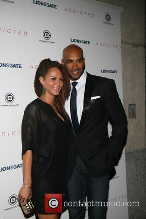 Nicole Ari Parker and Boris Kodjoe - A variety of celebs were photographed on the red carpet as they attended...