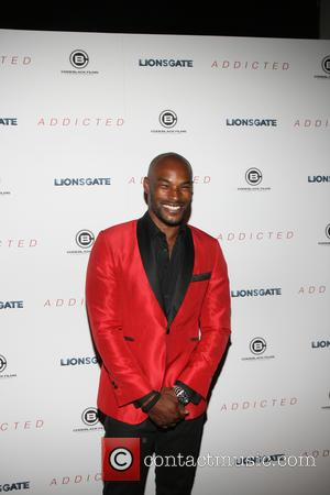 Tyson Beckford - A variety of celebs were photographed on the red carpet as they attended the New York special...