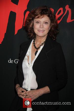 Susan Sarandon - Private New York City Screening of