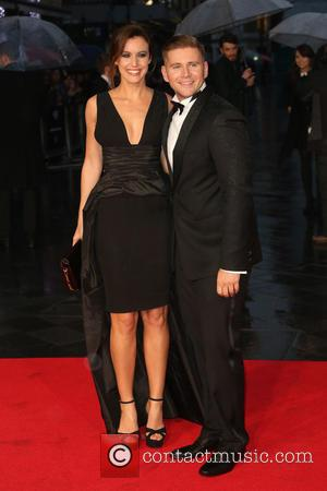 Allen Leech and Charlie Webster - LFF: The Stars of the new film 'Imitation Game' attended the premiere in London,...