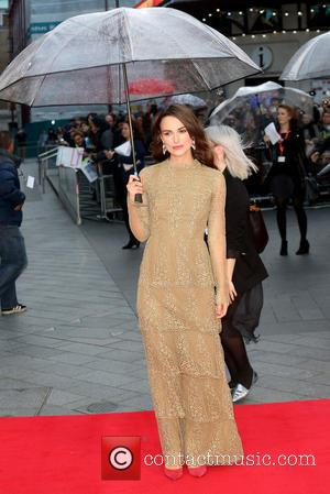Keira Knightley - LFF: The Stars of the new film 'Imitation Game' attended the premiere in London, United Kingdom -...