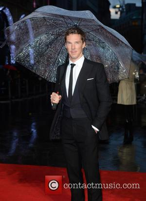 Benedict Cumberbatch Appears On Red Carpet In London Ahead Of 'The Imitation Game'