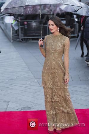 Keira Knightley - Keira Knightley - London, United Kingdom - Wednesday 8th October 2014