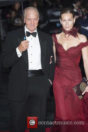 Charles Dance and wife Joanna