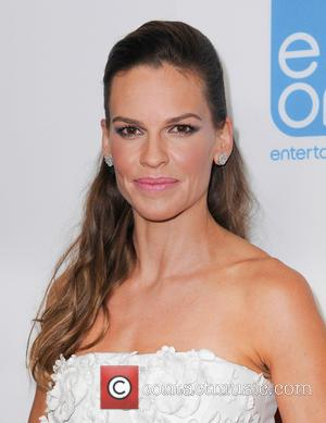 Hilary Swank - Celebs were photographed on the red carpet for the Los Angeles premiere of