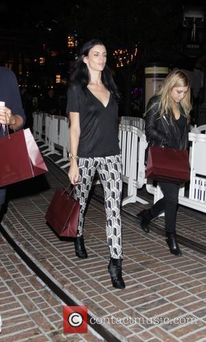 Liberty Ross - Liberty Ross leaves an event at The Grove - Los Angeles, California, United States - Thursday 9th...