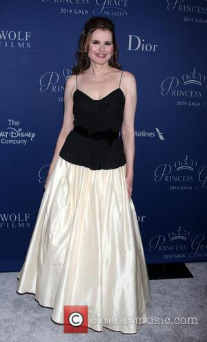 Geena Davis - A host of stars attended the 2014 Princess Grace Awards Gala which was presented by Christian Dior...