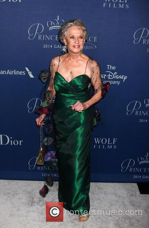 Tippi Hedren - A host of stars attended the 2014 Princess Grace Awards Gala which was presented by Christian Dior...