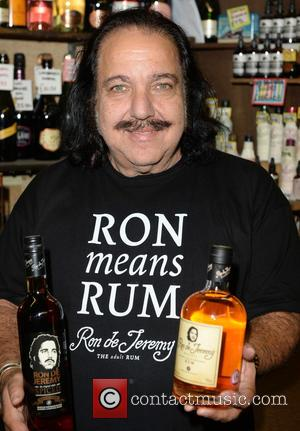 Ron Jeremy - Ron Jeremy attends a rum bottle signing - London, United Kingdom - Thursday 9th October 2014