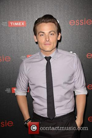 Kevin Zegers - A variety of up and coming stars took to the red carpet for the People Magazine 'Ones...