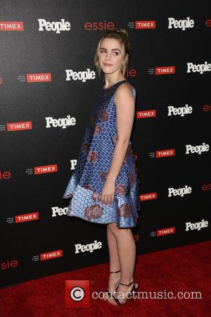 Kiernan Shipka - A variety of up and coming stars took to the red carpet for the People Magazine 'Ones...