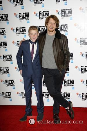 Jack O'Connell and Corey McKinley - 58th BFI London Film Festival: '71 Premiere at Vue Cinema Liecester square - London,...