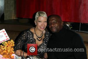 Rebecca King-crews and Terry Crews